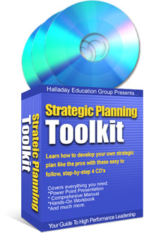 Strategic Planning Toolkit